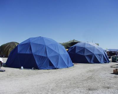 Arfarfarf Burning Man Structures